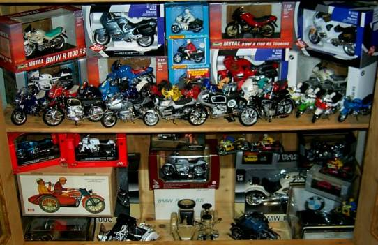 Jeff S Motorcycle Toy Page Bmw Tin Toys Herpa Guisval